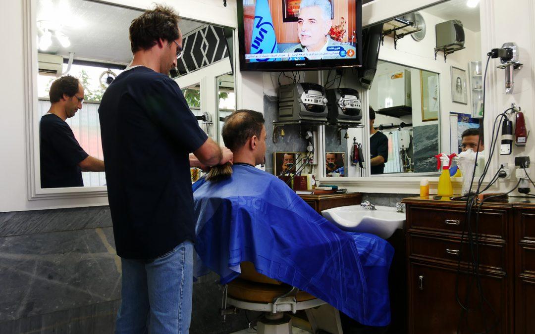 Un barbier expert !!!