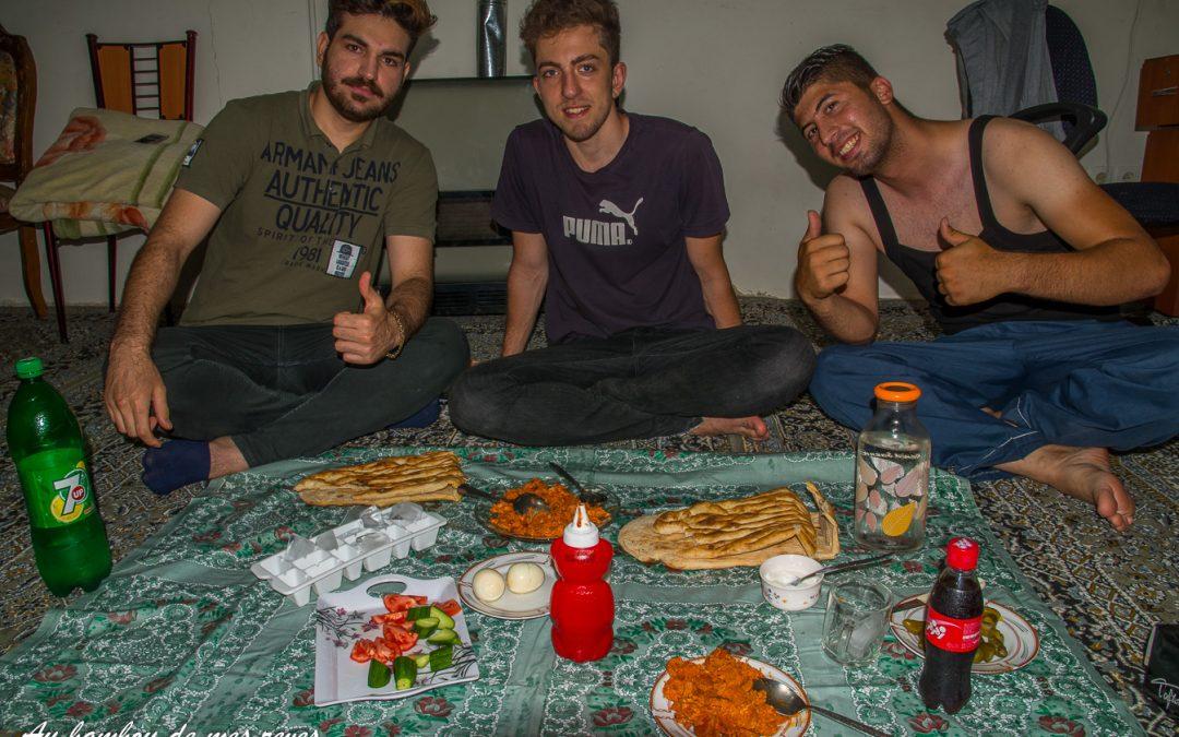 Premier hôte Iranien !! Merci les amis =)