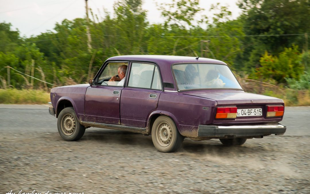 Lada power !!