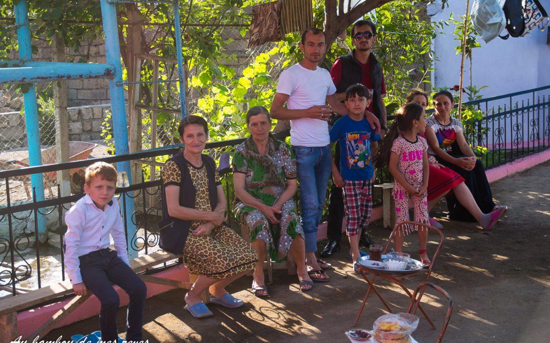 Ma famille en or d'Azerbaidjan !!